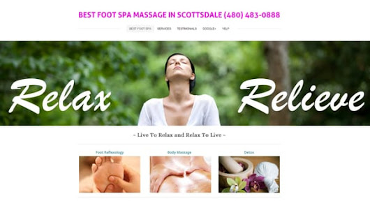 Best Foot Spa Massage
