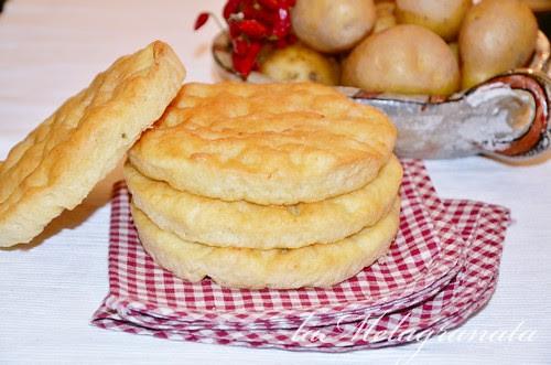 Focaccine di Patate - Patrizia Bosso