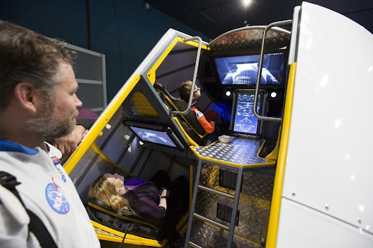 'Astronaut' exhibit lands at Orlando Science Center