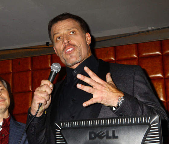 Tony Robbins Is Being Accused By Four Women Of Sexual Misconduct