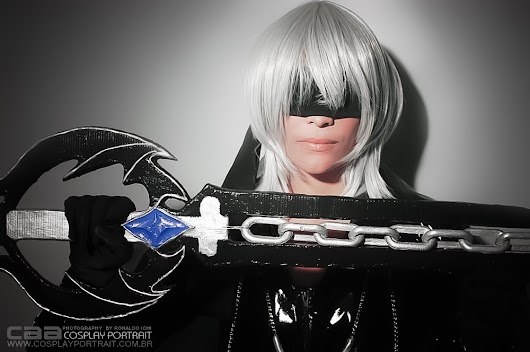 COSPLAY PORTRAIT photographic book: Cosplayer Pah-Chan - Riku | KINGDOM HEARTS