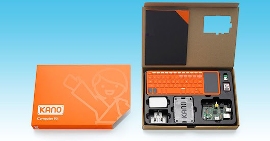 Kano Computer Kit Lets Anyone Build a PC From Scratch [VIDEO]