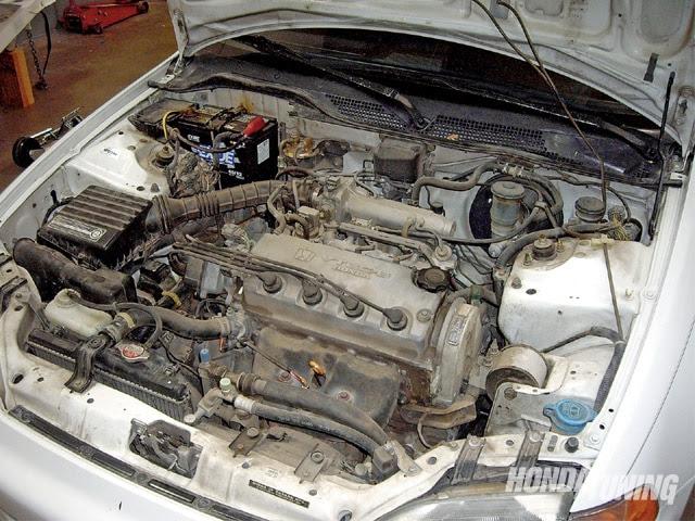 Honda J Series Engine Swap Honda Tuning Magazine