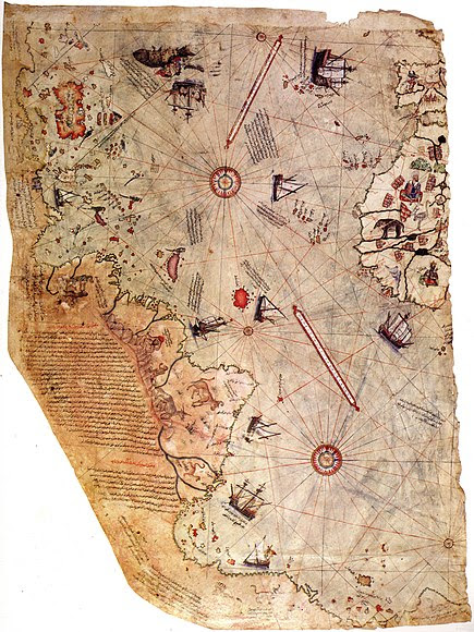 Archivo:Piri reis world map 01.jpg