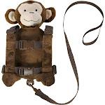 Goldbug 2-in-1 Animal Safety Harness, Monkey