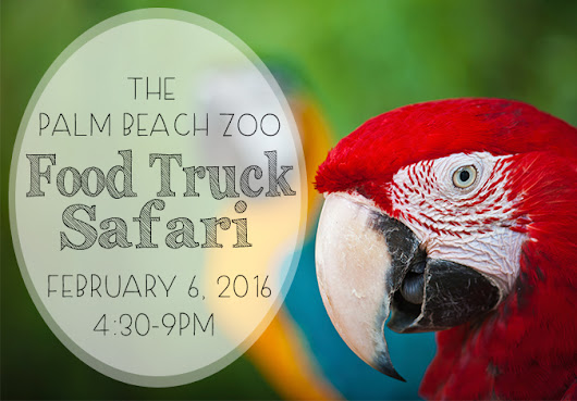 Get a Taste of the Wild Side at the Food Truck Safari!