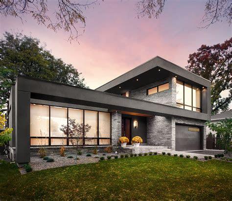 midcentury modern residence  urban development