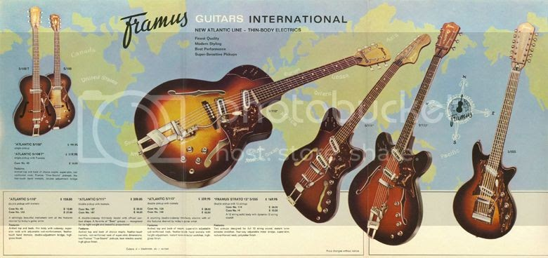 guitar blog following on from yesterday s post it s a framus guitar blog following on from yesterday s post it s a framus atlantic 5 110