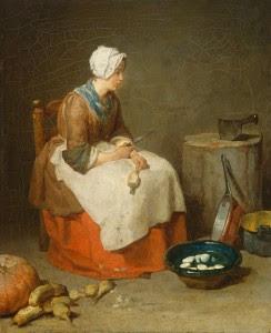 By Jean-Baptiste-Siméon Chardin - Visipix.com
