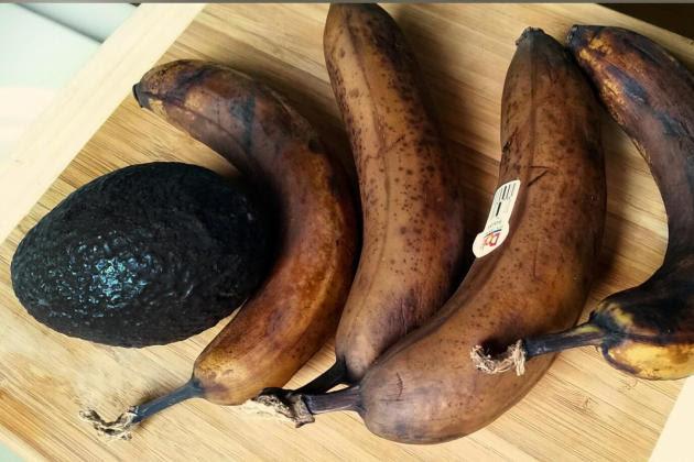 Avocado Banana Bread Picture