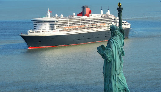 Cunard to Take Fashion Week to the Sea