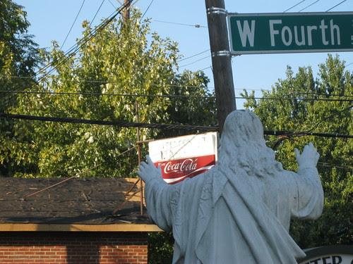 Jesus to Repair Fire - Lexington, Ky.