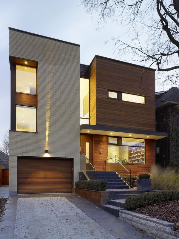 modern house exterio