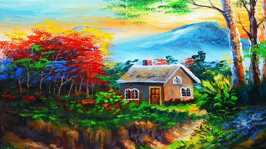 artlife unlimited basic painting tutorials the joyful colors