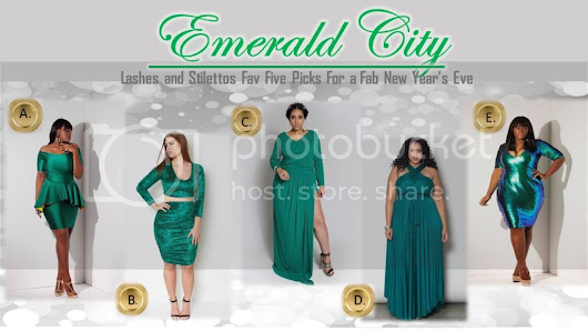 Old Year's Night: Emerald City