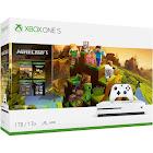Microsoft Xbox One S Minecraft Creators Bundle with 4K Ultra HD Blu-ray - White - 1 TB