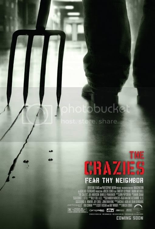 The Crazies The Crazies - Desconfia dos teus Vizinhos