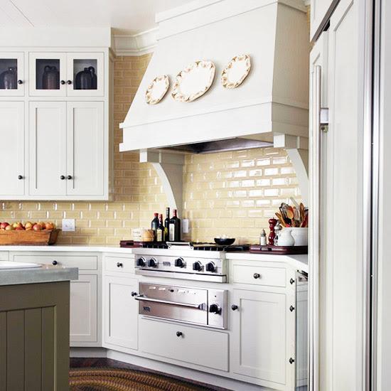 Fliesen Für Fliesenspiegel Küche | Küchenrückwand Aus Glas ...