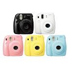 """Fujifilm instax mini Instant Film Camera- (Assorted Colors)."""