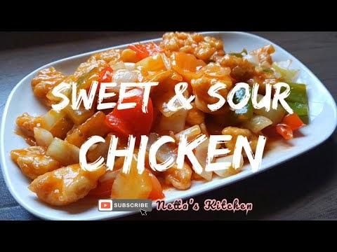 Resepi Ayam Masam Manis