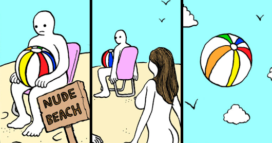 10+ Hilarious Comics With Unexpectedly Dark Endings By 'Perry Bible Fellowship'