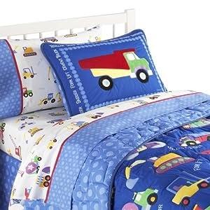 Boys Queen Bedding Buy Olive Kids Under Construction Full