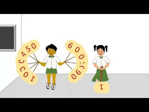 2nd std-Term 2 - Maths-Unit 2 -ஈரிலக்க எண்களை உருவாக்குதல்
