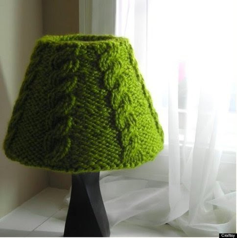 Some Things You Could Be Knitting For Your Home That Aren't Just A Blanket - Huffington Post