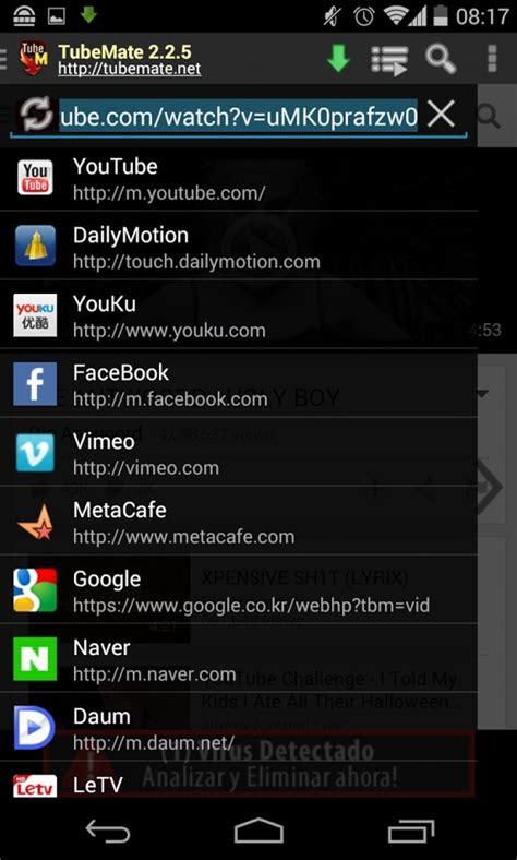 tubemate youtube downloader  apk apkisland