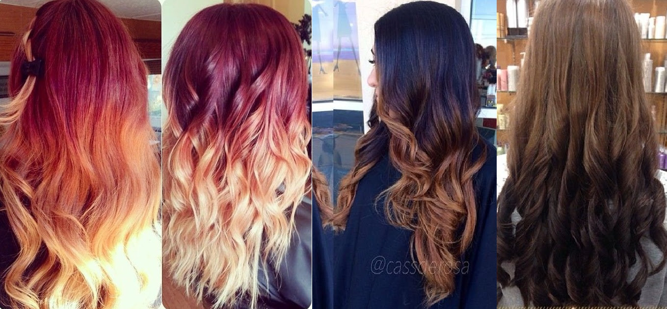 Most Popular Ombre Hair Color Hairstyling Trends 2018 2019