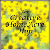 creative homemaking blog hop
