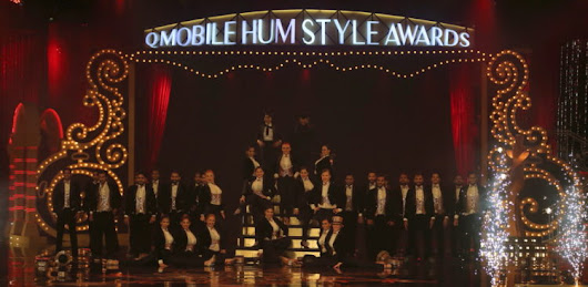 HUM STYLE AWARDS - Siddy Says
