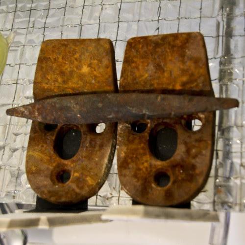 iron men with hat