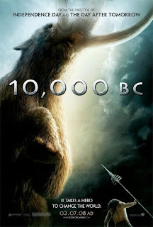 10000 BC Official Poster