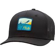 30e0cd5a12b5e Huk Marlin Charcoal Grey Trucker Cap - Google Express