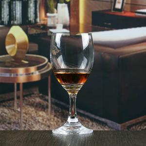 Lead Free Crystal Wine Tasting Glasses Short Stem Wine Glasses