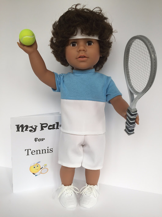 Calling All Current and Future Tennis Lovers: My Pal for Tennis Has Arrived.