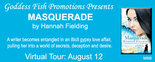 Masquerade ~ Hannah Fielding ~ Book Blast & #Giveaway