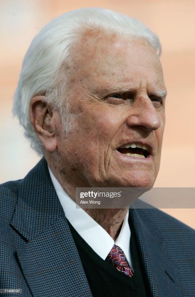 Evangelist Billy Graham Turns 90 | Getty Images