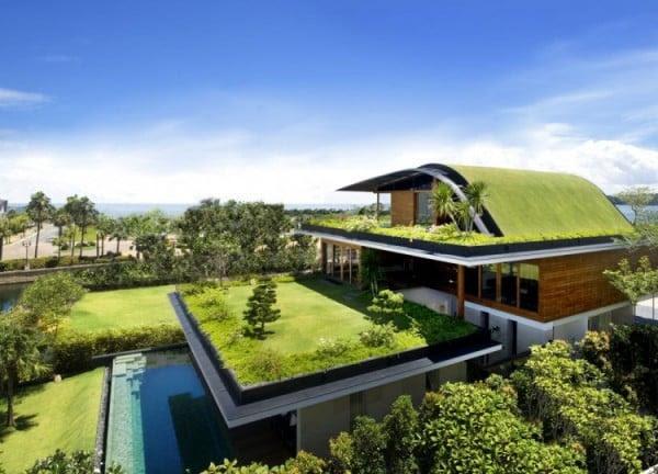 Meera Sky Garden House Rethinks The Boring Rooftops