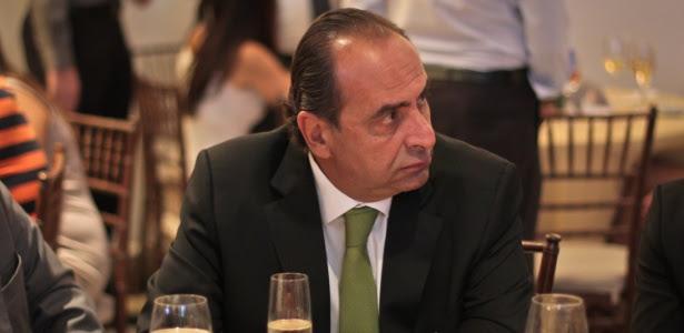 Kalil vê Globo fragilizada e cobra solução da emissora para o futebol brasileiro