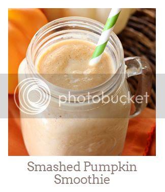 """Smashed Pumpkin Smoothie"""