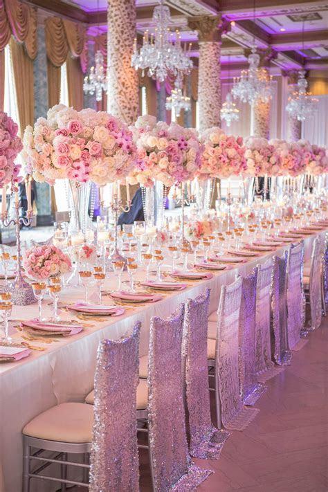 Wedding Ideas : Long Reception Tables   Belle The Magazine