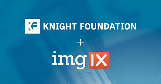 Redesigning the Knight Foundation Website with imgix