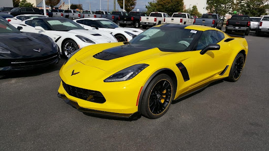 [PICS] Fresh Off the Truck...New 2016 Corvette Z06 C7.R Edition - Corvette: Sales, News & Lifestyle