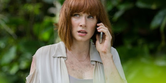 In Defense Of Claire Dearing From 'Jurassic World' -