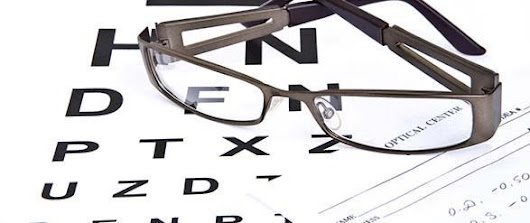 vision-correction - Eyeglass Prescription