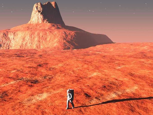 ELON MUSK: Here's How We Can Fix Mars And Colonize It