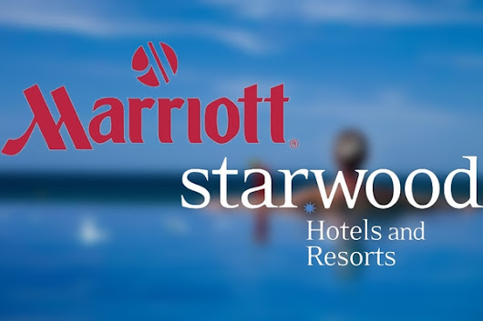 Marriott To Acquire Starwood In Mega-Deal