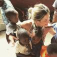 Giovanna Ewbank se encantou com o país durante uma visita em 2015, para uma reportagem do 'Domingão do Faustão'